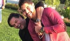 بالفيديو- ذكريات نادرة بين راغب علامة وإبنه خالد وميكي ماوس يجمعهما