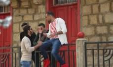 """طارق الأطرش يصوّر أغنيته الجديدة """"ضربة موس"""""""