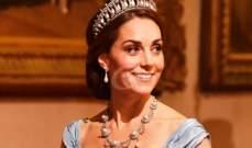 كيت ميدلتون على خطى الأميرة ديانا بموافقة الملكة إليزابيث- بالصور