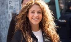 شاكيرا تبيع حقوق أغنياتها الـ145 بسبب فيروس كورونا