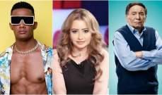مي العيدان تشيد برفض عادل إمام التمثيل مع محمد رمضان وتقارن بينهما-بالصورة