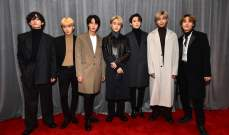 فرقة BTS تسافر الى أميركا لهذا السبب