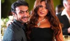 """بعد إتهام ياسمين عبد العزيز بتعذيب عاملة المنزل.. أحمد العوضي يرد: """"زوجتي خط أحمر"""""""