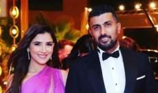 """محمد سامي يوجه رسالة تشجيع لزوجته مي عمر بعد نجاح مسلسلها """"لؤلؤ"""""""