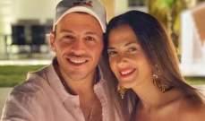 دنيا سمير غانم تحتفل بعيد ميلاد زوجها رامي رضوان- بالصور