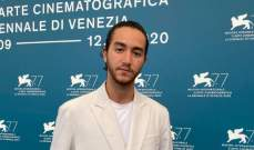 أحمد مالك يحصد إشادة النقاد في مهرجان فينيسيا السينمائي الدولي-بالصور