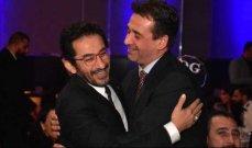 هذا ما جمع كريم عبد العزيز وأحمد حلمي- بالصورة