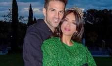 شاهدوا الزفاف الفخم للاعب سيسك فابريغاس واللبنانية دانييلا سمعان - بالصور