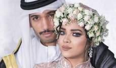 """مشاعل الشحي وأحمد خميس يقيمان """"بروفا"""" لحفل زفافهما الثاني- بالفيديو"""