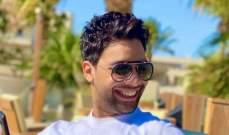 أحمد جمال يبتعد عن الفن ويعود لمهنته الأساسية-بالصورة