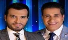 إيهاب توفيق وأحمد شيبة يجتمعان في حفلة خاصة ويشعلان الأجواء