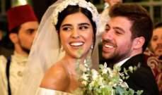 زينة مكي بخطوة لافتة تؤكد انفصالها عن زوجها نبيل خوري