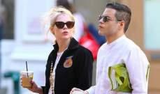 رامي مالك مع حبيبته في شوارع برودواي