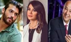 """موجز """"الفن"""": عمرو أديب يتعرض لحادث مروع.. ديانا حداد بأول ظهور بعد العملية الجراحية وجان يامان يطلب يد حبيبته"""