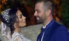"""صور حصرية لـ""""الفن"""" من زفاف وعد ملحم بركات ..تعرفوا على عروسه الجميلة"""