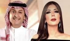 عبد المجيد عبد الله يبارك لأصالة على ألبومها الجديد وهي تردّ