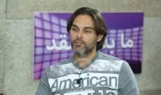 """خاص وبالفيديو- مازن معضم يعلّق على """"ثورة الفلاحين"""" ويكشف رأيه بأبطاله"""