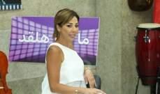 """خاص وبالفيديو- رولا شامية : لو سألني باسم ياخور هذا السؤال لكان جوابي """"عادل كرم"""" ولكن.."""