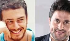 """سعد لمجرد يغني لـ ملحم زين """"غيبي يا شمس"""" والأخير يعلّق- بالفيديو"""