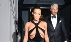 من هو الرجل الذي سرق من كيم كارداشيان الاضواء في حفل Hollywood Beauty Awards؟