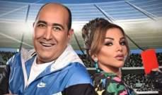 """رزان مغربي تعود من خلال MBC بـ""""اللعيب مع رزان ومهيب"""""""