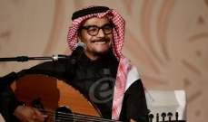 """خاص- رابح صقر حلّق في صحراء الرياض في أولى حفلات """"الأوايسس"""" لهيئة الترفيه السعودية"""