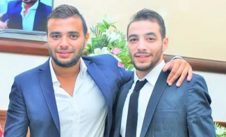 رامي صبري يُفجع بوفاة شقيقه كريم غرقاً.. وتفاصيل صادمة عن الحادثة - بالصورة