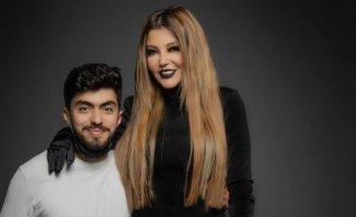 بالفيديو - زوج سميرة سعيد السابق بأول ظهور له مع ابنهما وهذه طبيعة علاقته بها