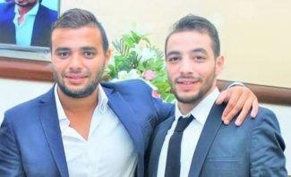 بالفيديو  - رامي صبري يودع شقيقه إلى مثواه الأخير.. وتطورات مفاجئة عن حادثة وفاته