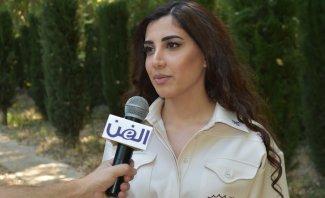 """خاص وبالفيديو- لذلك فضّلت جوليانا أكرم """"عراق أيدول"""" على باقي البرامج"""