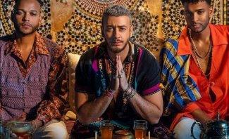 """سعد لمجرد يحطم الأرقام بـ """"انتي حياتي"""" مع كاليما وأغنية وطنية مع والده بعيد العرش-بالفيديو"""