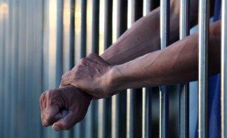بالفيديو - كاميرات المراقبة ترصد محاولة هروب من السجن