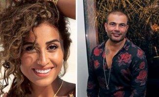 """موجز """"الفن"""": لقاء صادم بين عمرو دياب ودينا الشربيني.. وقلق حول الوضع الصحي لممثلة خليجية مشهورة"""