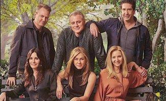 """قبل عرض حلقة """"Friends"""" بساعات.. الإعلان الدعائي يخرق التوقعات - بالفيديو"""