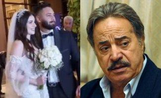 بالفيديو- حفل زفاف ضخم لحفيد يوسف شعبان والأميرة فوزية