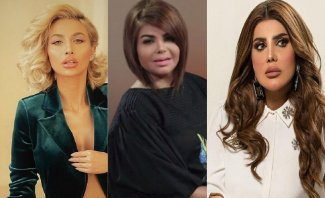 """موجز """"الفن"""": إلهام الفضالة متهمة بقطع رزق مها محمد.. وطليق مودل روز يهددها"""