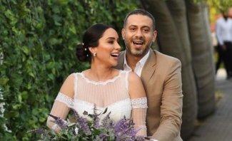 """بالصورة- بسنت شوقي بعد زواجها من محمد فراج: """"الحمد لله اتفك كربي"""""""