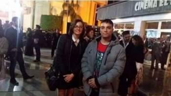 إنتشار صورة لـ بشرى مع ممثل بورنو رداً على انتقاداتها لـ محمد رمضان