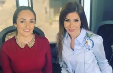 مذيعتان أردنيتان تسخران من اسم مشتركة وعذرهما