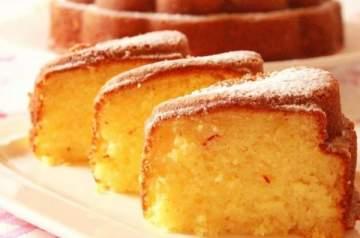 وصفة سهلة وسريعة لتحضير الكيك بالحليب