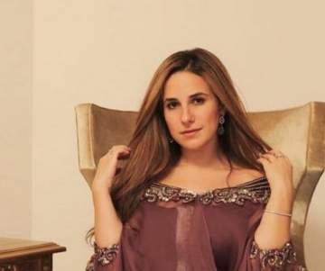 صورة تنفي طلاق شيري عادل من معز مسعود