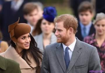 صديقة الأميرة ديانا تتوقع إنفصال الأمير هاري وميغان ماركل في هذا الموعد