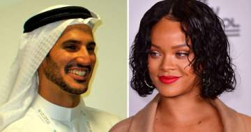 ريهانا وحبيبها السعودي يتخطيان بيونسيه وجاي زي...كيف؟