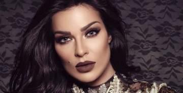 نادين نسيب نجيم تنفي خبر مسلسلها مع معتصم النهار وتعلن خبراً ساراً