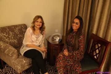 خاص بالفيديو- سهى الوعل: رامي عياش لا يتقبل النقد وتيم حسن ممثل ولكن