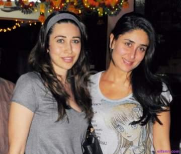 الشقيقتان كارينا و كاريشما كابور تلتقيان هيلاري كلينتون..بالصور