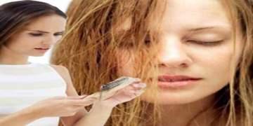علاج لمنع تساقط الشعر