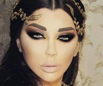 قبلة من رولا يمّوت تثير الجدل- بالصورة