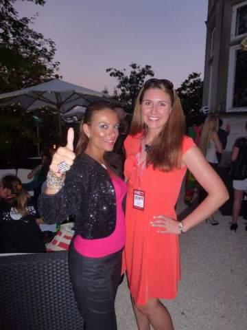 مشاركة مُلفتة للإعلامية رانيا يونس في مهرجان الإذاعة العالمي
