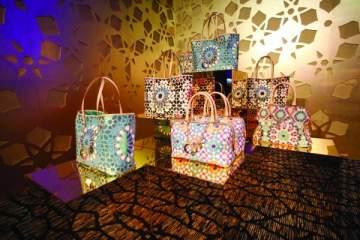 إترو يطلق مجموعة خريف وشتاء 2015 والإصدار الحصري لحقائب رمضان
